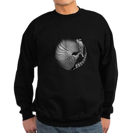 Sleeping Armadillo Sweatshirt (dark)