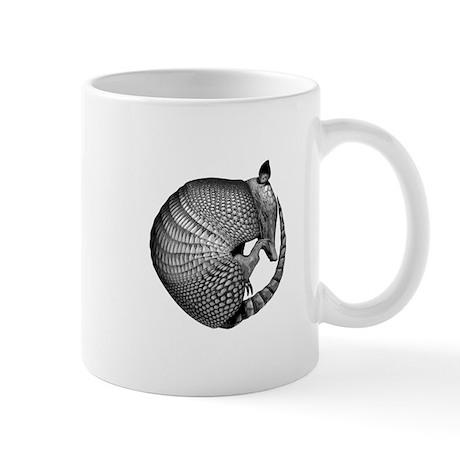 Sleeping Armadillo Mug