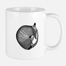 Sleeping Armadillo Mug