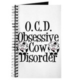 Cow Journals & Spiral Notebooks