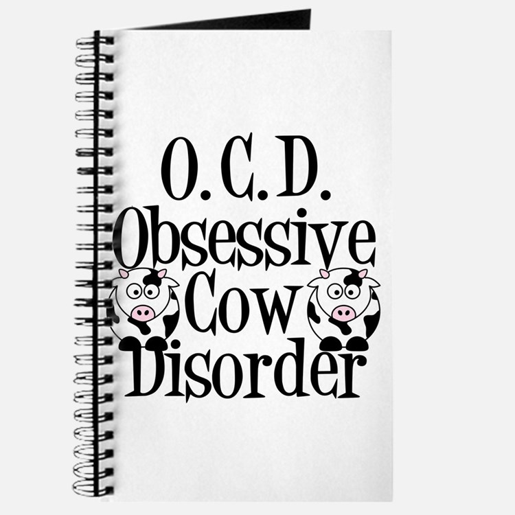 Obsessive Cow Disorder Journal
