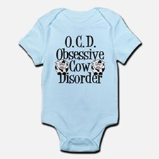 Obsessive Cow Disorder Infant Bodysuit