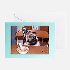 Rudy B-Day Greeting Card