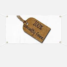 1oo% Cruelty Free 2 Banner