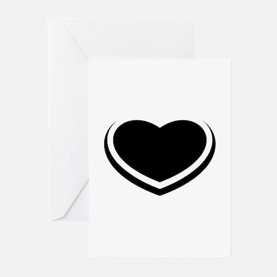 HEARTS & HEARTS Greeting Cards (Pk of 10)