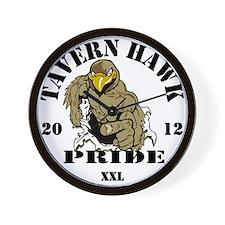 Unique Iowa hawkeyes Wall Clock