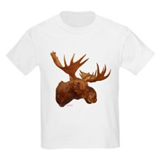 moose head T-Shirt