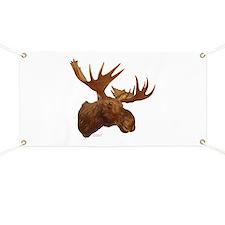 moose head Banner
