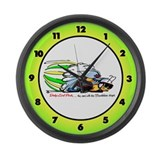 Scat pack Wall Clocks