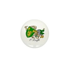 O'Keeffe Family Crest Mini Button (100 pack)