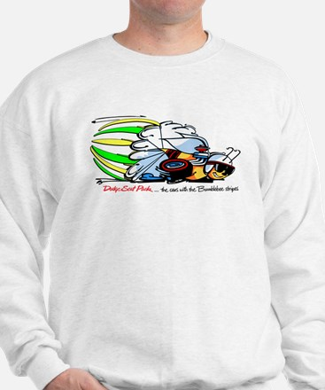 Scat Pack - Cars with Bumble Bee Stripes Sweatshir