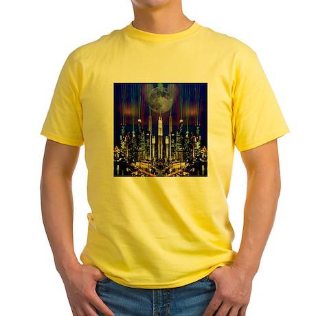 Light Show Yellow T-Shirt