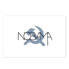 NOBAMA! Postcards (Package of 8)