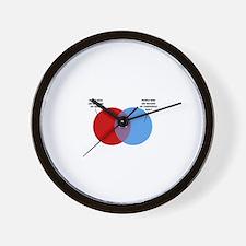 Funny Cecilia Wall Clock