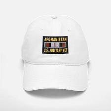 AFGHANISTAN MILITARY VET Baseball Baseball Cap