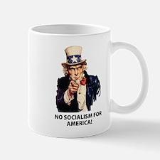 Funny Stop socialism Mug