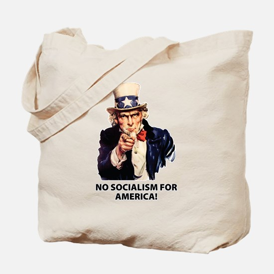 Cute Say uncle Tote Bag