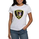 Elgin Illinois Police Women's T-Shirt