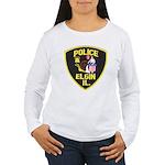 Elgin Illinois Police Women's Long Sleeve T-Shirt
