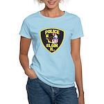 Elgin Illinois Police Women's Light T-Shirt