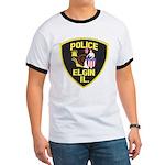 Elgin Illinois Police Ringer T
