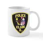 Elgin Illinois Police Mug
