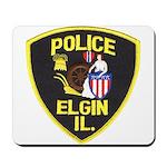 Elgin Illinois Police Mousepad