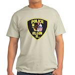 Elgin Illinois Police Light T-Shirt