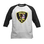 Elgin Illinois Police Kids Baseball Jersey