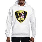 Elgin Illinois Police Hooded Sweatshirt