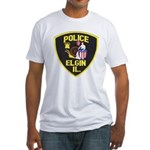 Elgin Illinois Police Fitted T-Shirt