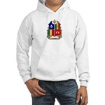 CREOLE Shield Hooded Sweatshirt