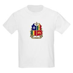 CREOLE Shield Kids T-Shirt
