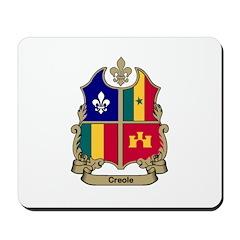 CREOLE Shield Mousepad