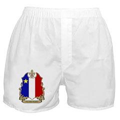 Fier Acadien Boxer Shorts