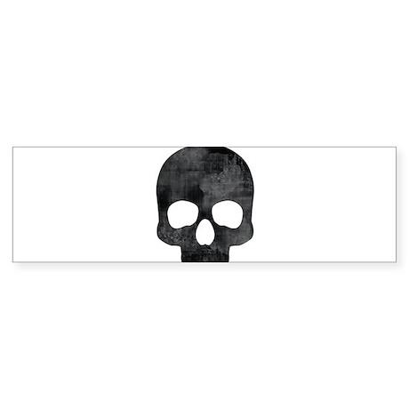 Skull Sticker (Bumper)