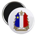 Fier Acadien Magnet