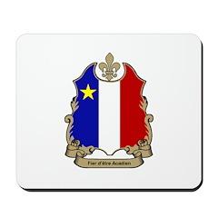 Fier Acadien Mousepad