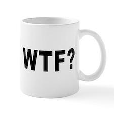 WTF? Small Mug
