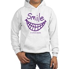 Funny Smile (It Confuses People) Hoodie