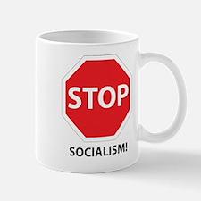 Cute Stop socialism Mug