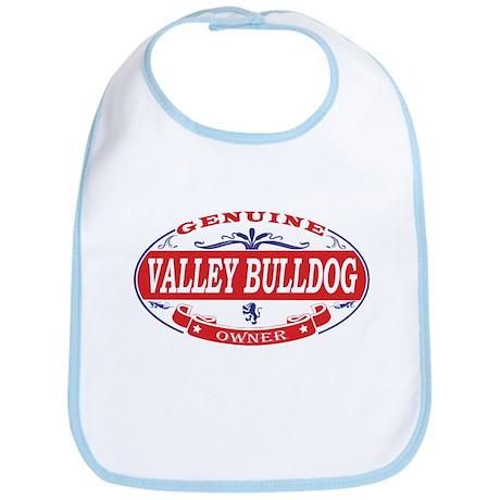Valley Bulldog Owner Bib
