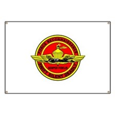 Force Recon Banner