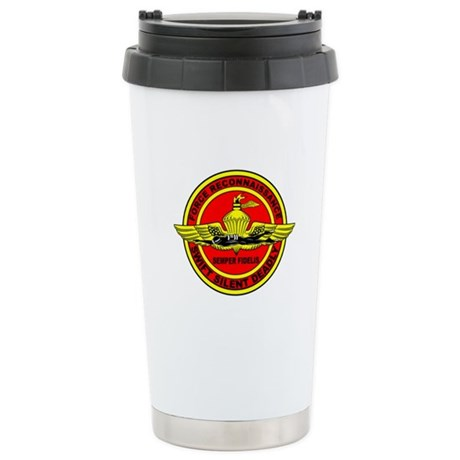Force Recon Stainless Steel Travel Mug