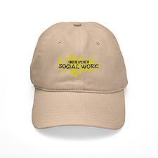 I ROCK THE S#%! - SOCIAL WORK Baseball Cap