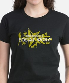 I ROCK THE S#%! - SOCIAL WORK Tee