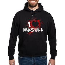 I Heart Masuka Hoodie
