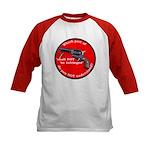 The Second Amendment Kids Baseball Jersey