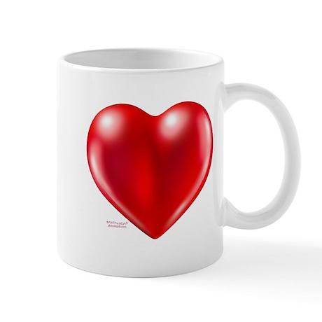 healthy heart life style Mug