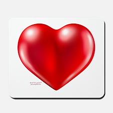 healthy heart life style Mousepad